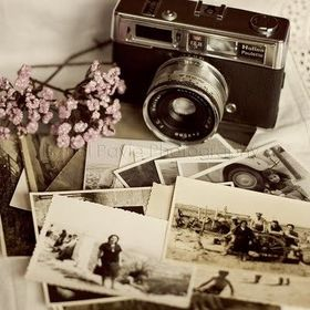 Old Photos - Writing a Eulogy